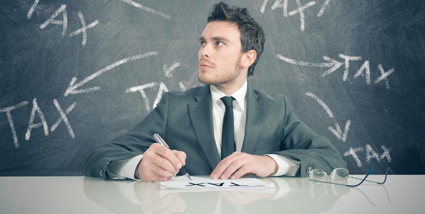Filing business tax returns