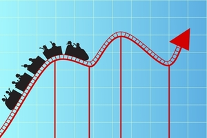 What's Up (or Down) with the Small Business Lending Roller Coaster?