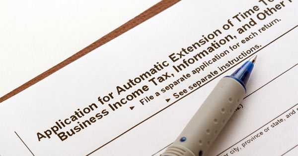 Did you File a Tax Extension in April