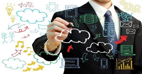 Small Business On The Cloud