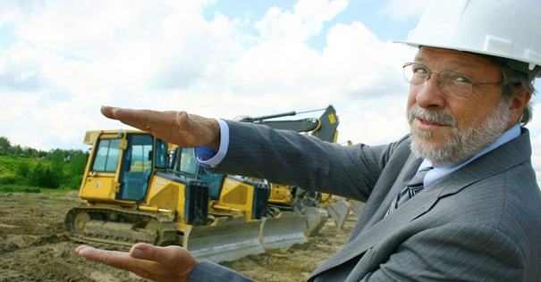 Business Financing for Heavy Equipment