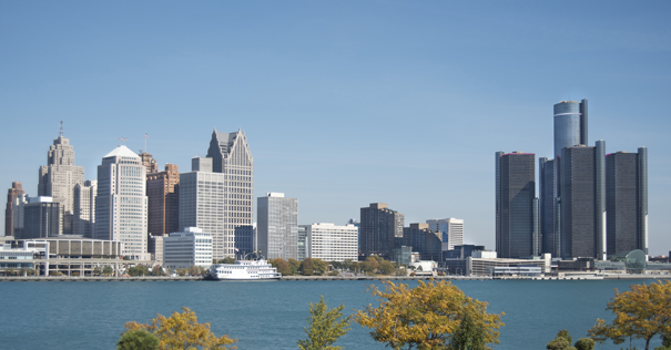 Detroit Motors to #2 Ranking in America's