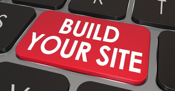 How to Build a Company Website