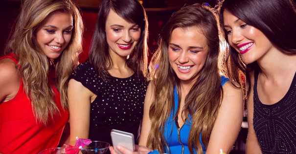 Invite Customers In for Girls' Night Out