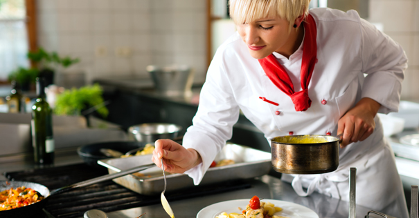 Cooking Up Advertising for Your Small Business