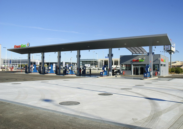 Gas Stations: It's Time for Green Stations