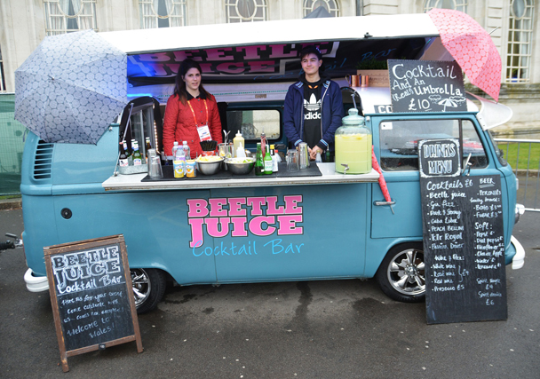 Food Trucks: Taking Your Business on the Road