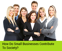 How Small Business Contributes to Our Society