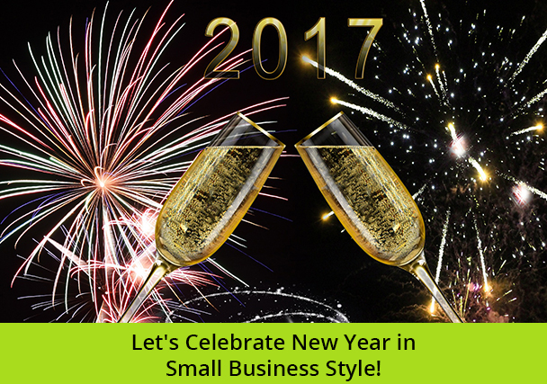 Ring in the New Year, Small Business Style!
