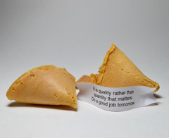 For Small Businesses: Fortunes Can Come True