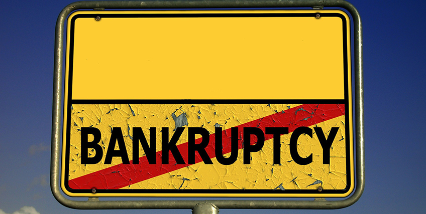 Bankruptcy: A New Beginning That Starts at the Bottom of a Deep Hole