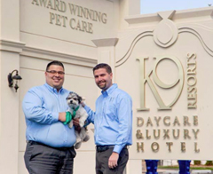 K9 Resorts, a Luxury Hotel for Dogs, Expands Nationwide