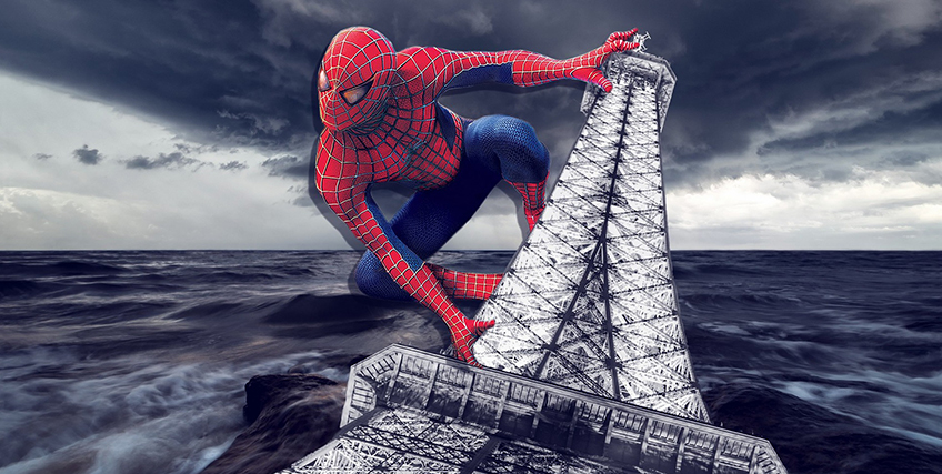 Three Things Entrepreneurs Can Learn From Spider-Man