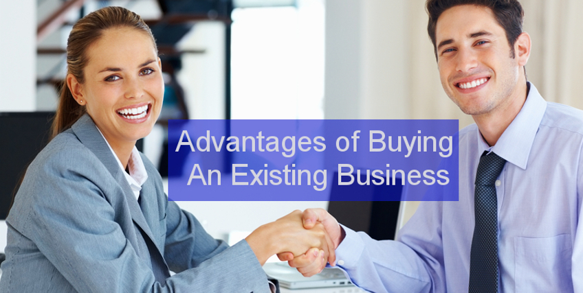 Business Acquisition Loans