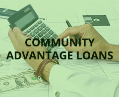 Community advantage loans