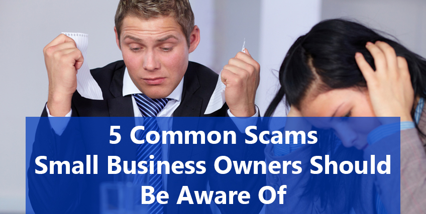 small business scams