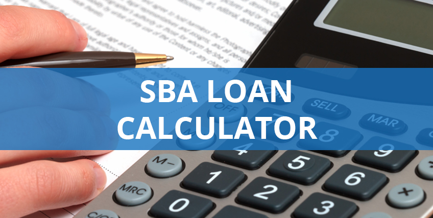 SBA Loan Calculator
