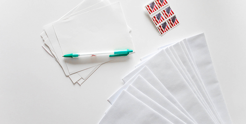 Small Business Direct Mail Campaign