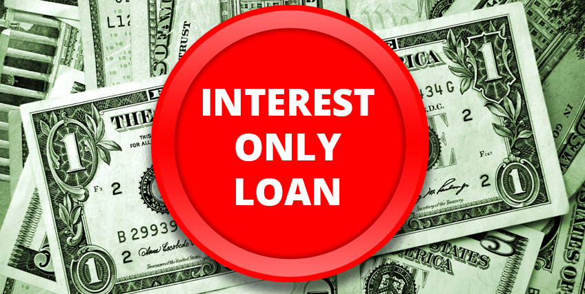 interest only loan