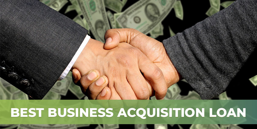 Business Acquisition Loan in 2020