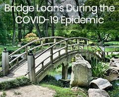 Bridge Loans During the COVID-19 Epidemic