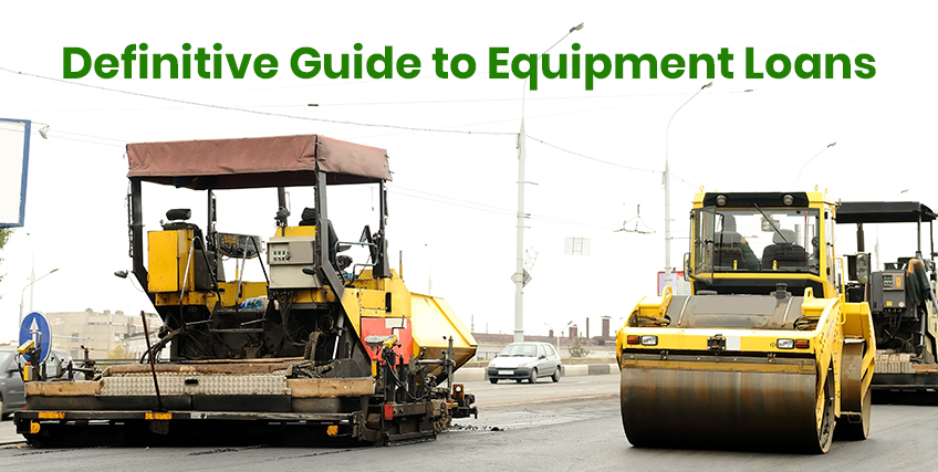 Equipment Loans for Small Businesses