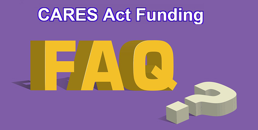 Questions for CARES Act Funding