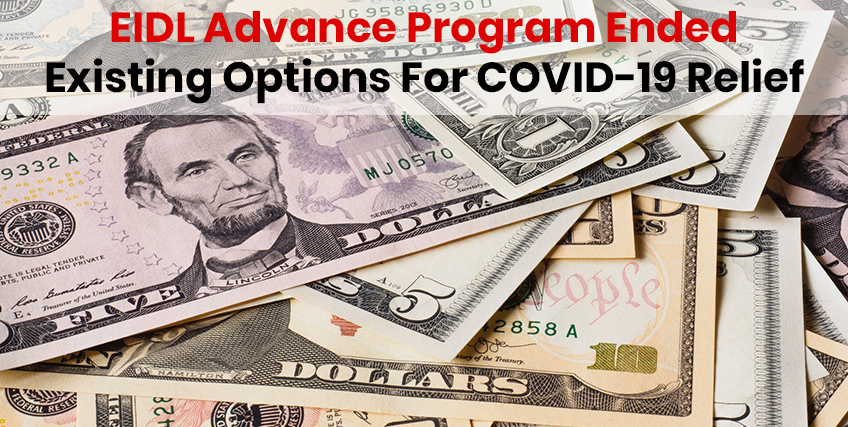 Options For COVID-19 Relief