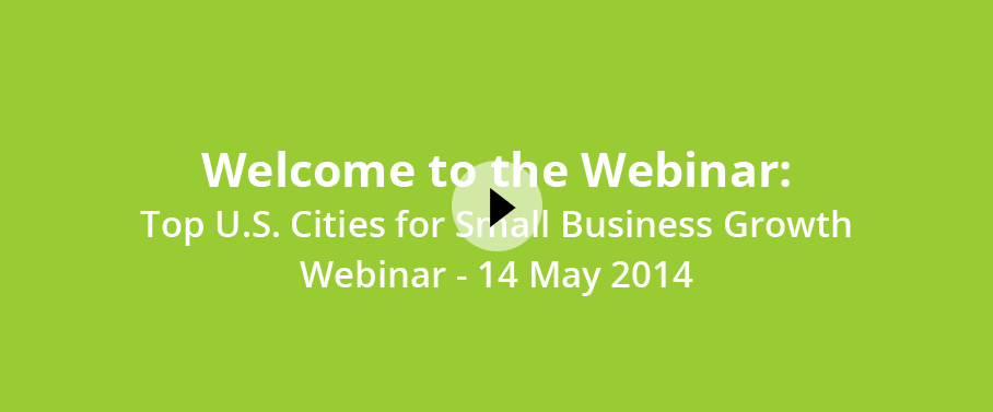 Top Cities Webinar