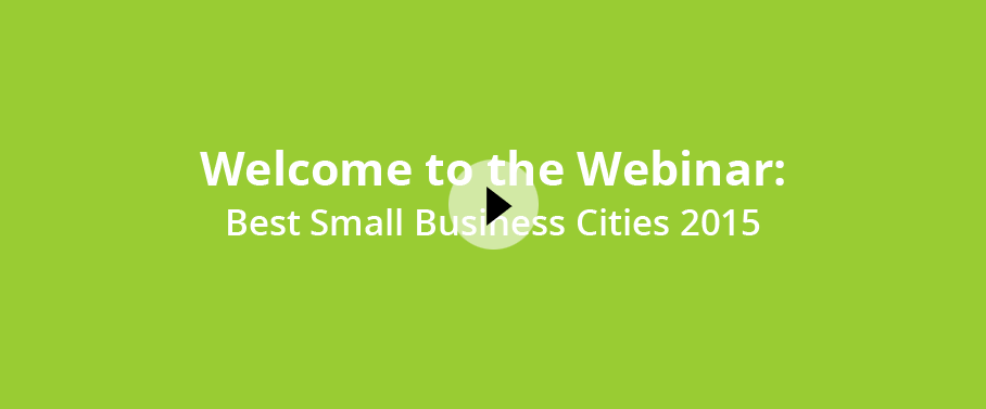 Biz2Credit to Host Its Best Small Business Cities 2015 Webinar