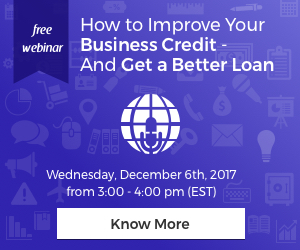 How to Improve Your Business Credit - And Get a Better Loan