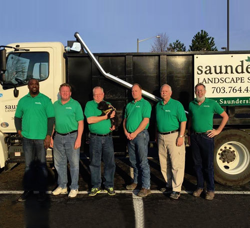 Landscaper Don Saunders Grows His Business