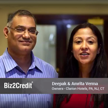Biz2Credit Funds New Acquisition for Hospitality Business