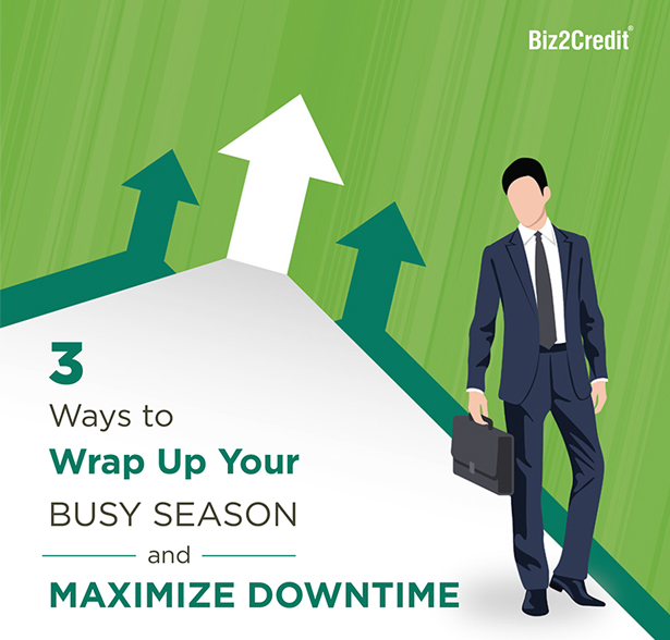 3 Ways to Wrap Up Your Busy Season and Maximize Downtime