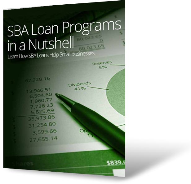 SBA Loan Programs in a Nutshell
