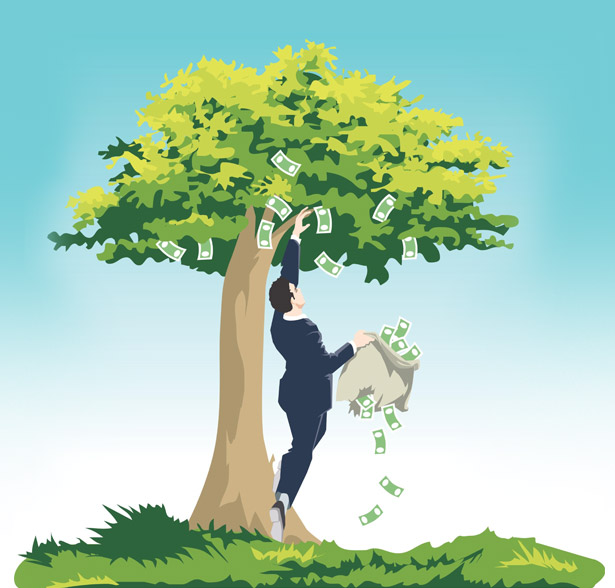 Money Doesn't Grow on Trees,But Getting a Business Loan is  Easier Than You Think!
