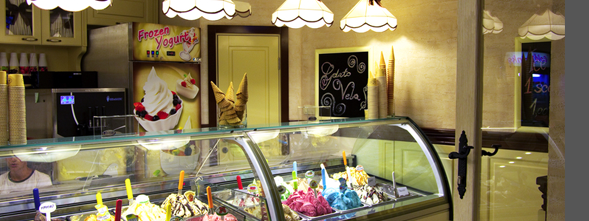 Biz2Credit Finds Cool Cash for Ice Cream Franchisee