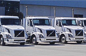 Biz2Credit Helps Keep Trucking Company Rolling with Fleet Expansion